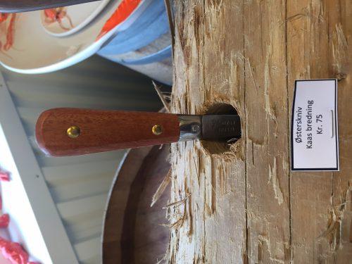 Kaas østers kniv