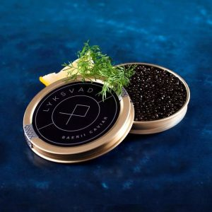 Baerii Caviar, Rejer og Stenbiderrogn